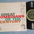 "GREAT COMEDIANS OF THE CENTURY--10"" LP--Ken-L-Ration"