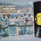 SALT 'N' PEPPER STEEL BAND--VG+ LP--Utopia 1002 (and