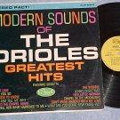 ORIOLES-MODERN SOUNDS--VG+ ~STEREO~ 1962 LP--Parker 816