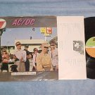 AC/DC--DIRTY DEEDS DONE CHEAP--NM/VG UK LP--Atl K-50323