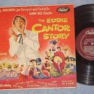 "THE EDDIE CANTOR STORY--10"" 1953 Movie Sdk LP--Capitol"