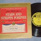 "STARS AND STRIPES FOREVER--10"" VG+ 1952 Sdk LP on MGM"