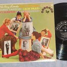 THE BOY FRIENDS--NM/VG++ 1958 Cmpln LP--5 Male Singers
