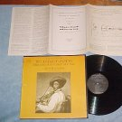 GILBERT ROSS--WILLIAM SIDNEY MOUNT'S VIOLIN-Folkways LP