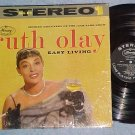 RUTH OLAY--EASY LIVING--NM in shrink Stereo 1959 LP