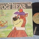 YOGI BEAR AND BOO BOO--1961 TV Sdk LP--Colpix CP-205