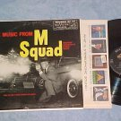 M SQUAD--NM/VG++ 1959 TV Sdk LP--RCA Victor LPM-2062
