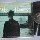 MIKE HAMMER--1959 TV Sdk LP--RCA Victor LPM-2140