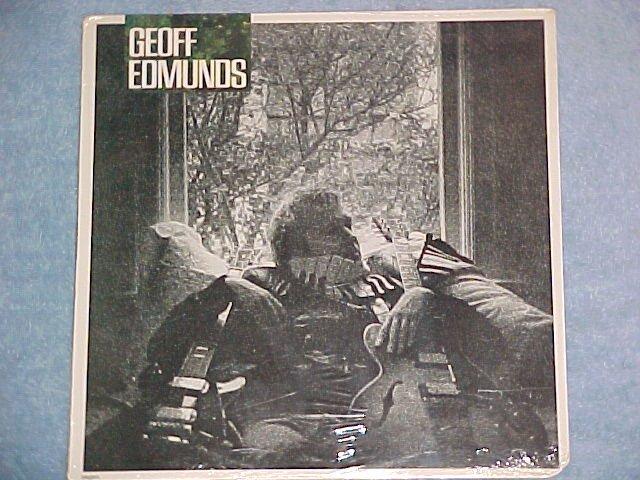 GEOFF EDMUNDS--Self Titled SEALED 1983 LP--Rocshire