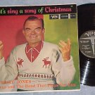 SPIKE JONES-LET'S SING A SONG OF CHRISTMAS-'56 Verve LP