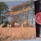 THE FORERUNNERS-RUNNING BACK-NM/VG+ '70's Xian Psych LP