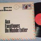 LES SHLEU SHLEU-AUX FANATIQUES DU MONDE ENTIER-Haiti LP