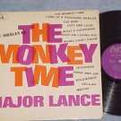 MAJOR LANCE--THE MONKEY TIME--VG+ Mono 1963 LP on Okeh