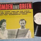 BETTY COMDEN AND ADOLPH GREEN-1955--Heritage H-0057--LP