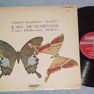 Munchinger/Vienna Phil Orch:SCHUBERT SYMPHONIES 4&5--LP