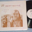 "BERT MAYNE--ALTERNATE PLAN ""B""--VG++ 1974 Private LP"