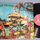 LES JACQUARDS--NEW ORLEANS--NM/VG+ France LP--AFA 20730