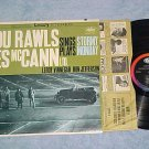 LOU RAWLS--STORMY MONDAY--NM/VG++ Stereo 1962 LP