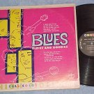 BLUES--OLDIES AND GOODIES-VG++/VG+ 1961 Cmpltn LP-Crown