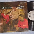 AN HOUR WITH THE RAMSEY LEWIS TRIO--1959 LP--Argo 645