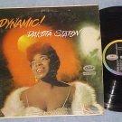 DAKOTA STATON--DYNAMIC!--Mono 1958 LP--Capitol T-1054