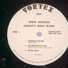 STEVE MARCUS-COUNT'S ROCK BAND--WL Promo LP ~No Jacket~
