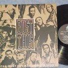 BUST THIS--1988 Rap/Hip Hop Sampler LP on Arista--Promo