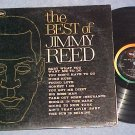 THE BEST OF JIMMY REED--VG/VG+ 1962 LP--Vee Jay 1039