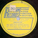 78-FOUR STAR RHYTHM SECTION-MOONGLOW-1945-Rhythm 104-VG