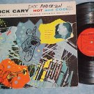 DICK CARY-HOT AND COOL-Mono 1961 LP-Bell 44--VG++ Vinyl