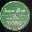 78--LU WATTERS' YERBA BUENA JAZZ BAND--Jazz Man 6--VG+