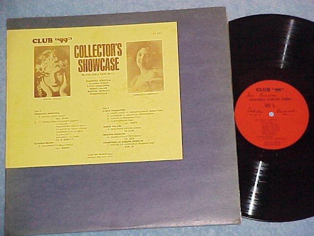 "CLUB ""99"" COLLECTOR'S SHOWCASE--FOLK VEIN--CL-501--LP"