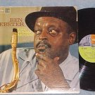 BEN WEBSTER--THE WARM MOODS--1961 LP--Reprise R-2001