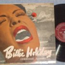 BILLIE HOLIDAY-s/t 1959 LP--Commodore FL-30008 [30,008]
