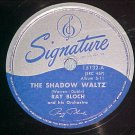78-RAY BLOCH-THE SHADOW WALTZ-1946-Signature 15132-VG++