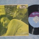 EP w/PS--JOHNNY GUARNIERI--SIDE BY SIDE--Camden CAE-431