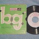 EP w/PS--BENNY GOODMAN--B.G.--1952--RCA Victor EPAT-412