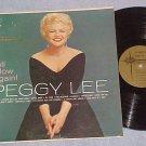 PEGGY LEE--ALL AGLOW AGAIN--VG++/VG+ 1960 Star Line LP