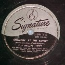 78--FLIP PHILLIPS HIPTET/FLIPTET--1946--Signature 28119