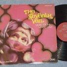 EDDIE MEKJIAN--THE SEVENTH VEIL--NM/VG++ Middle East LP
