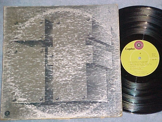 IF--Self Titled VG++/VG+ Stereo 1969 LP--Capitol ST-539