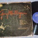 PRESENTING THE GERRY MULLIGAN SEXTET--LP--EmArcy 36056