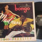 DON RALKE & BUDDY COLLETTE-BONGO MADNESS-LP ~Cheesecake