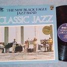 NEW BLACK EAGLE JAZZ BAND--CLASSIC JAZZ--1979 Dutch LP
