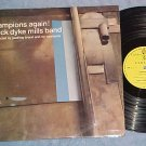 BLACK DYKE MILLS BAND--CHAMPIONS AGAIN--VG++ 1969 UK LP