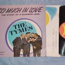 THE TYMES--SO MUCH IN LOVE--VG+/VG++ 1963 LP on Parkway