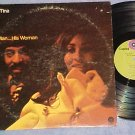 IKE & TINA TURNER-HER MAN..HIS WOMAN-1969 LP on Capitol