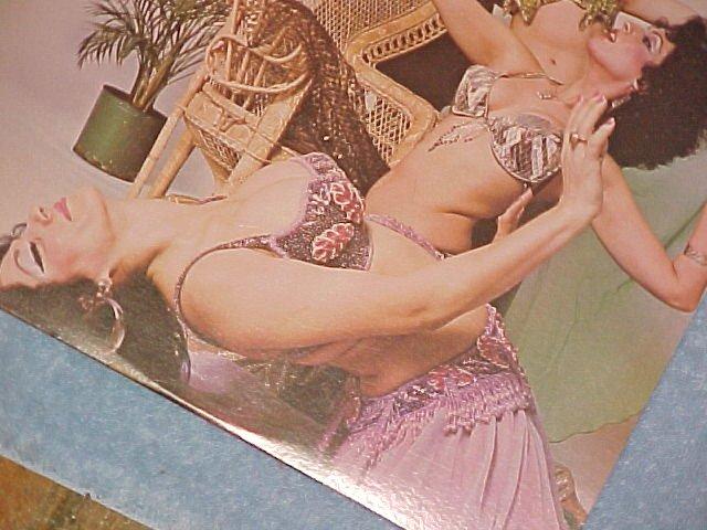 EDDIE KOCHAK-STRICTLY BELLY DANCING-LP--#3 ~Cheesecake~