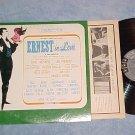 ERNEST IN LOVE--VG+ 1960 Orig Cast Sdk LP--Lee Pockriss