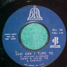 45-JIMMY & LOUISE TIG-A LOVE THAT NEVER GROWS COLD-Bell